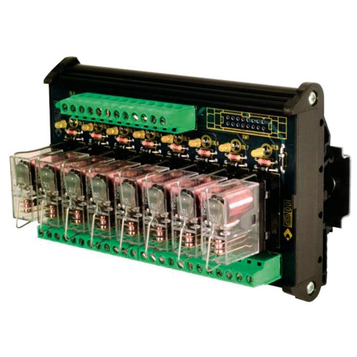 R81E24         8.REL .24VDC.1PDT.12