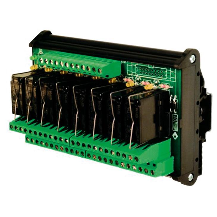 R82E24         8.REL .24VDC.2PDT.8A