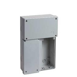 Base modulare Schneider per 2 prese IB Unika