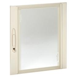 Porta Trasparente Pack160 Schneider 4 file modulari