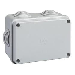 Scatola di derivazione 120X80X50 IP55+ENTR.