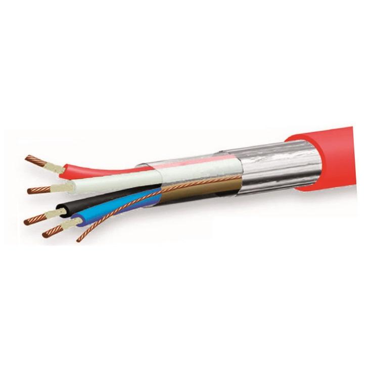 FG4OHM1 PH 120 2x1,50 mmq - Guaina rosso RAL3000