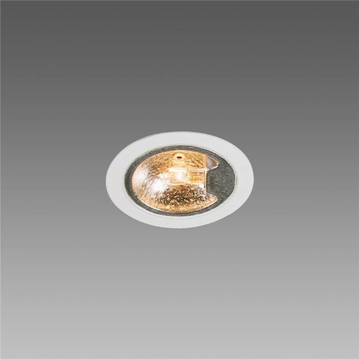 Faretto Da Incasso Fosnova Marte 1 619 Max 20 S Cromato