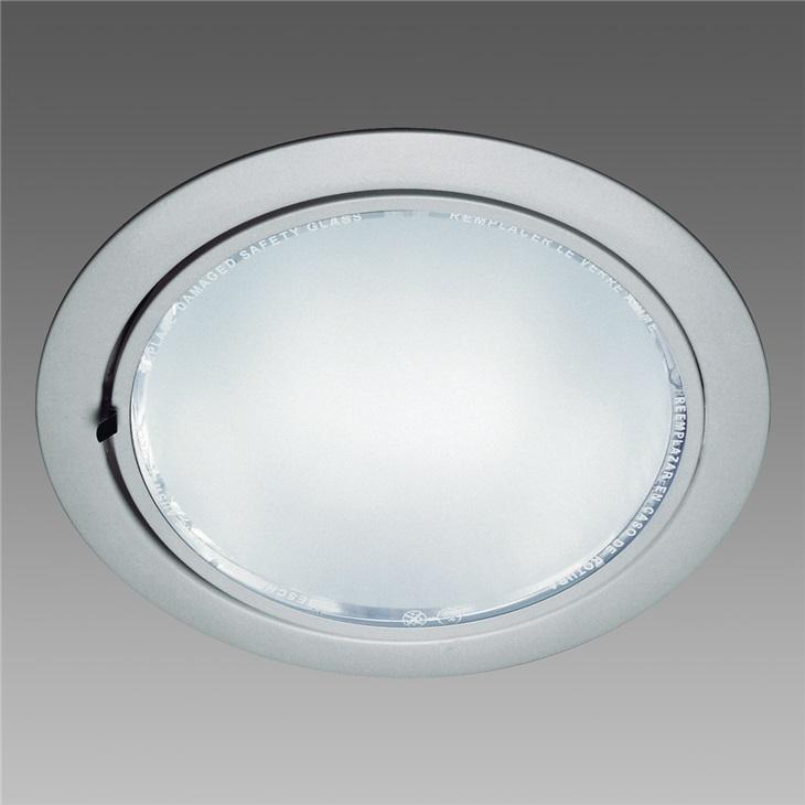 Lampada Ad Incasso Da Soffitto Lex Sab 2X26 D/E 4000°K