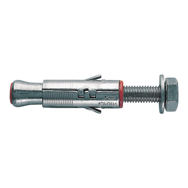 Tasselli in acciaio SLM 6 V con vite TE (50 Pz.)