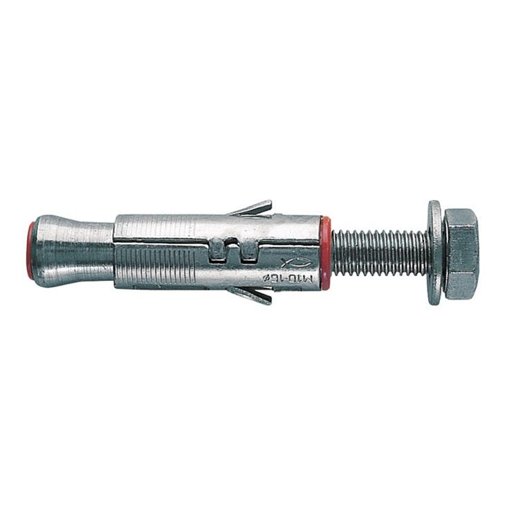 Tasselli in acciaio SLM 10 V con vite TE (25 Pz.)