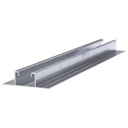 Profilo in alluminio Solar-Flat P 400 L=396 mm (50 Pz.)