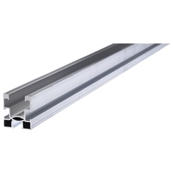 Profilo in alluminio Solar-Fish 4,20 mt