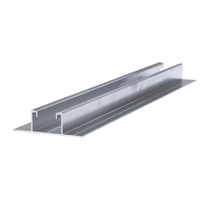 Profilo in alluminio Solar-Flat 5,25 mt