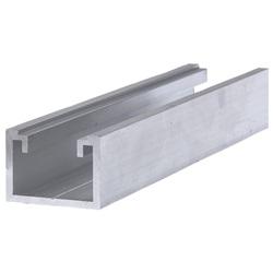 Profilo a C in alluminio SOLAR 40/30 200 mm (50 Pz.)