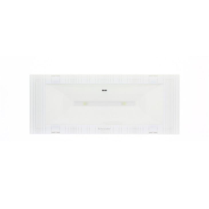 Illuminazione di emergenza Exiway EasyLED standard 120lm 1h
