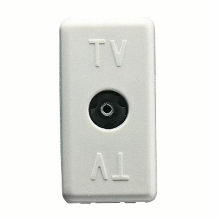 PRESA TV RESISTIVA TERM.20DB 75OHM