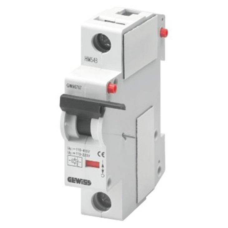 SGANC. LANCIO CORR. 110-415V AC SAL