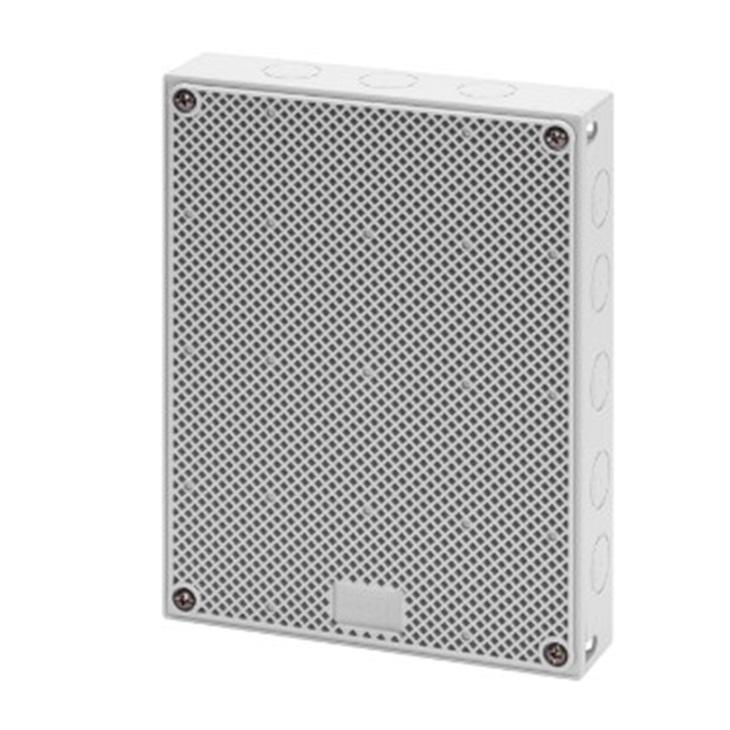 Quadretto distribuzione con porto reversibile con superficie liscia ed alveolare 200x150x40