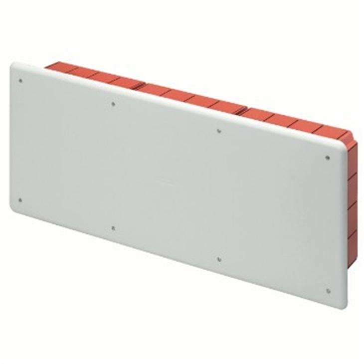 Cassetta di derivazione e connessione da incasso Guida DIN 516X202x90