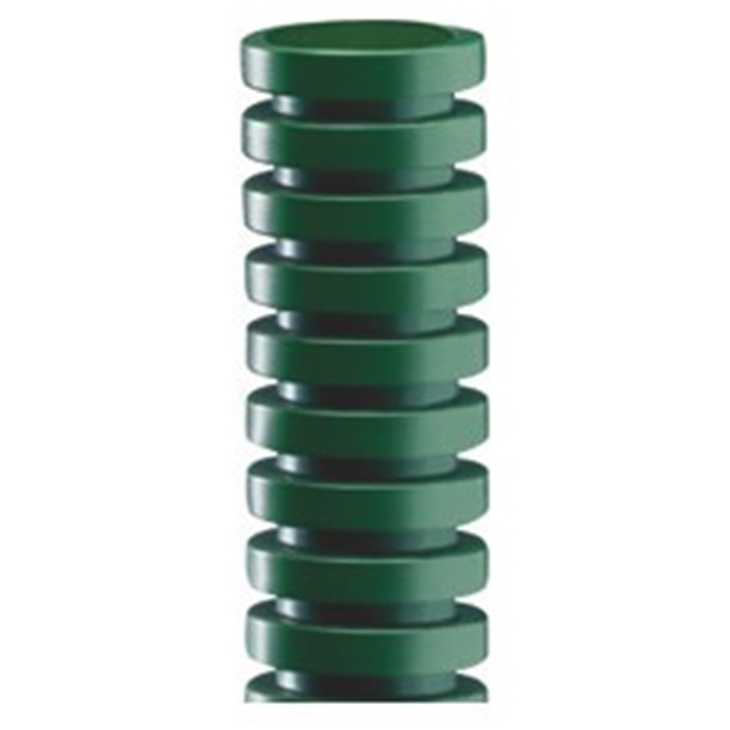 Tubo Pieghevole corrugato FK15 16 mm Verde DX15216