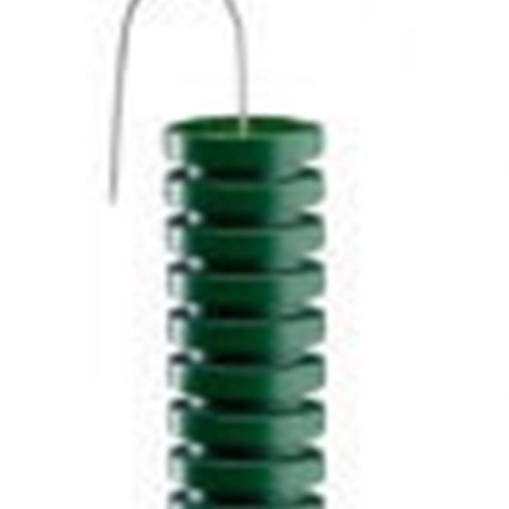 Tubo Pieghevole corrugato FK15 20 mm Verde DX15320
