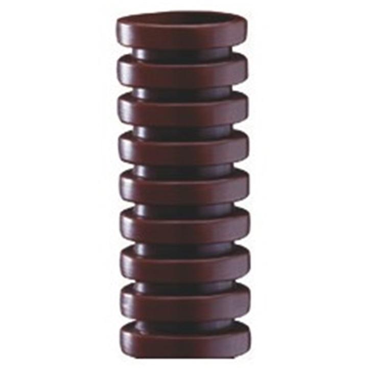 Tubo Pieghevole corrugato FK15 16 mm Marrone DX15616