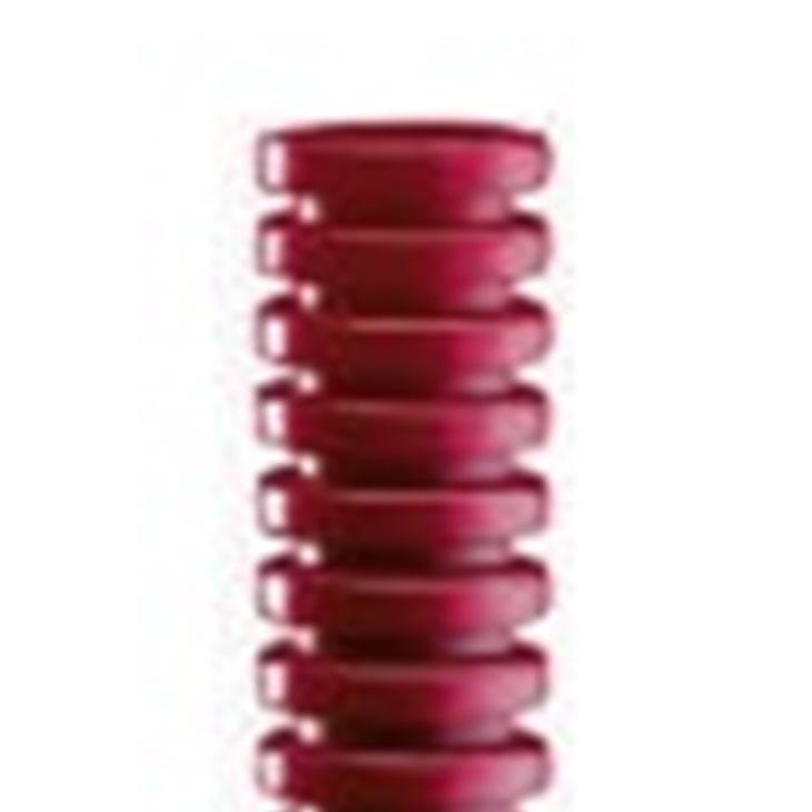 Tubo Pieghevole corrugato FK15 16 mm Lilla DX15816