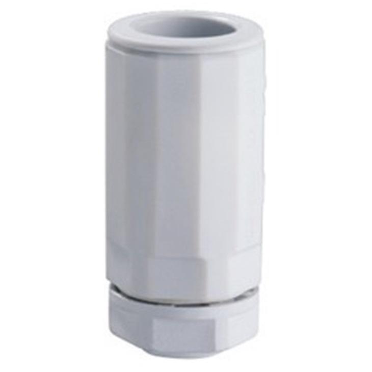 Raccordo tubo-scatola MS MorbidX diametro 40mm IP67 grigio