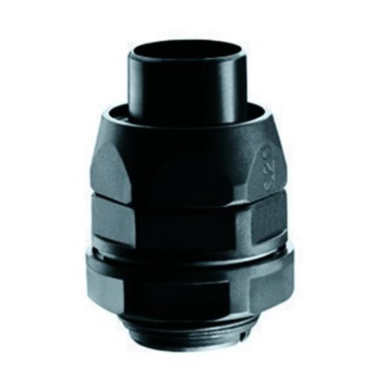 Raccordo girevole diritto Gewiss con passo gas RDG 10mm