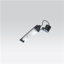 Modulo con proiettore etraibile/orientabile - LED neutral - alimentazione dimmerabile DALI - ottica medium