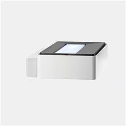 corpo grande - warm white - ottica up light wall washer