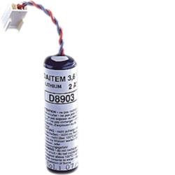 Batteria al litio Atral 3,6 V - 2 AH