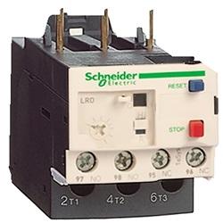 Relè di sovraccarico Schneider Electric, config. NO/NC, carico FLC 1,6 → 2,5 A, reset Automatico/manuale