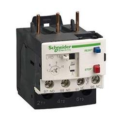 Relè di sovraccarico Schneider Electric, config. NO/NC, carico FLC 4 → 6 A, reset Automatico/manuale