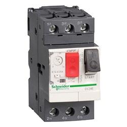 Interruttore protezione motori 3P Schneider Electric GV2ME07 serie GV2M, 1,6 → 2,5 A, interruzione 3 kA, 690 V
