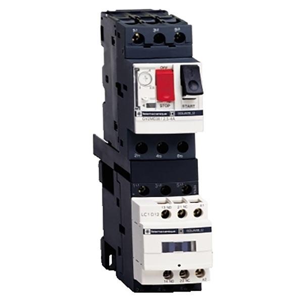 Protezione motori GV2ME 2.5-4.0A FLC