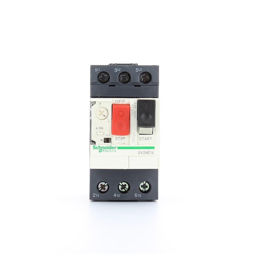 Protezione motori GV2ME 6-10A FLC