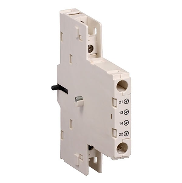 Blocco ausiliario Schneider Electric GV3A01 serie GV3A, per Interruttori automatici GV3