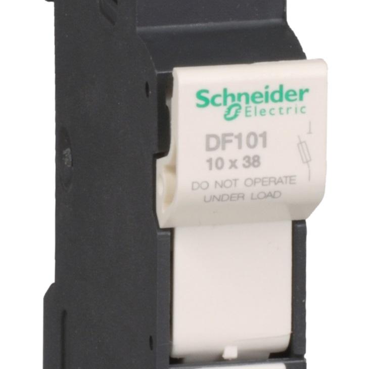 Portafusibile Schneider TeSys 1P 25A 10x38 mm