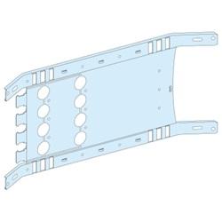 Piastra di fondo Prisma Sistema P NSX630 fisso 4P
