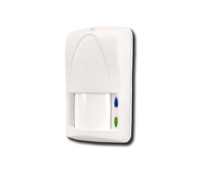 Sensore wireless IESS doppia tecnologia 12mt