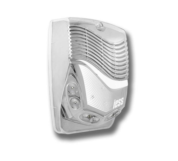 SIRENA ESTERNO RS485, LED STATO IMP