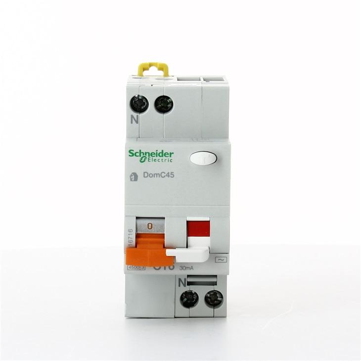 Schneider Interruttore magnetotermico differenziale 16A