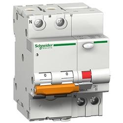 Interruttore magnetotermico differenziale DOMC45 1P+N C 25A 300MA  S  TIPO AC