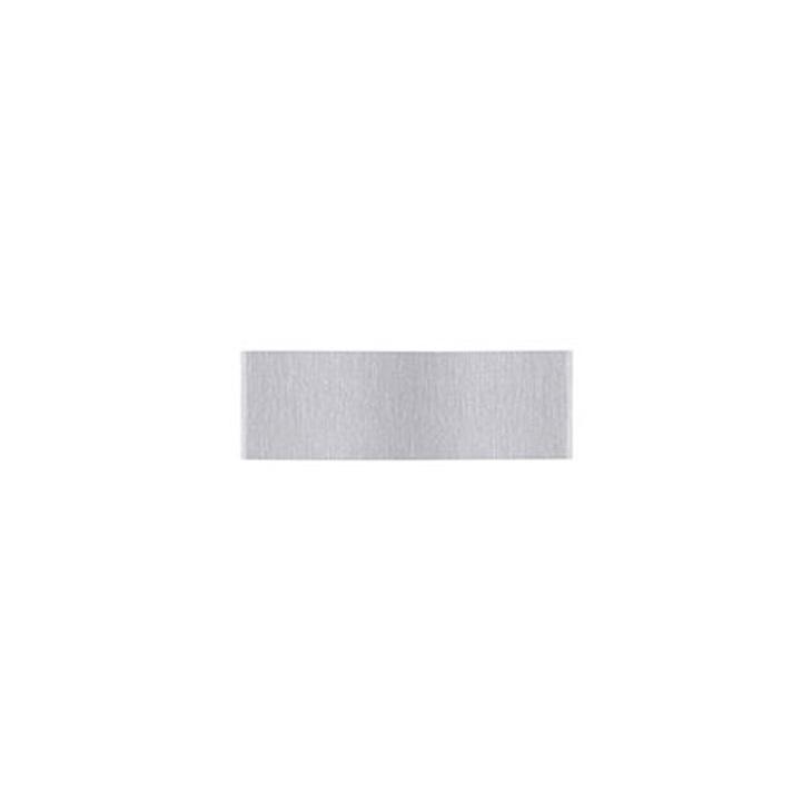Copriforo singolo Pixel grigio
