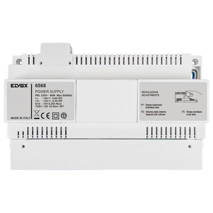 Alimentatore Sound System 230V 60VA