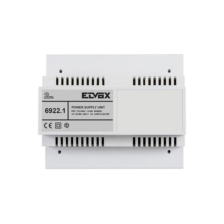 Alimentatore per videocitofonia Due Fili Plus 110-240V