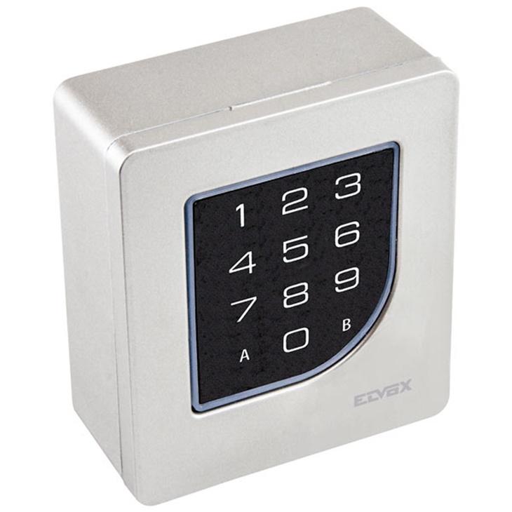 Tastiera comando 12/24V 60 codici illum.