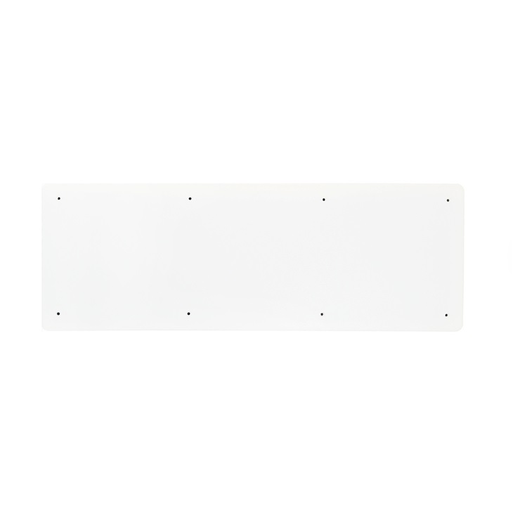 Scatola di derivazione da incasso con coperchio 479X154x70 mm