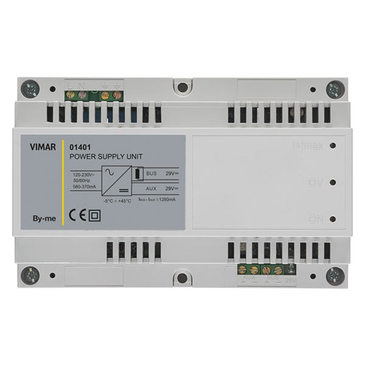 Alimentatore 120-230V~ 29Vdc 1280mA
