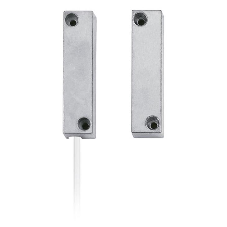 By-alarm contatto magnet. metallo vista