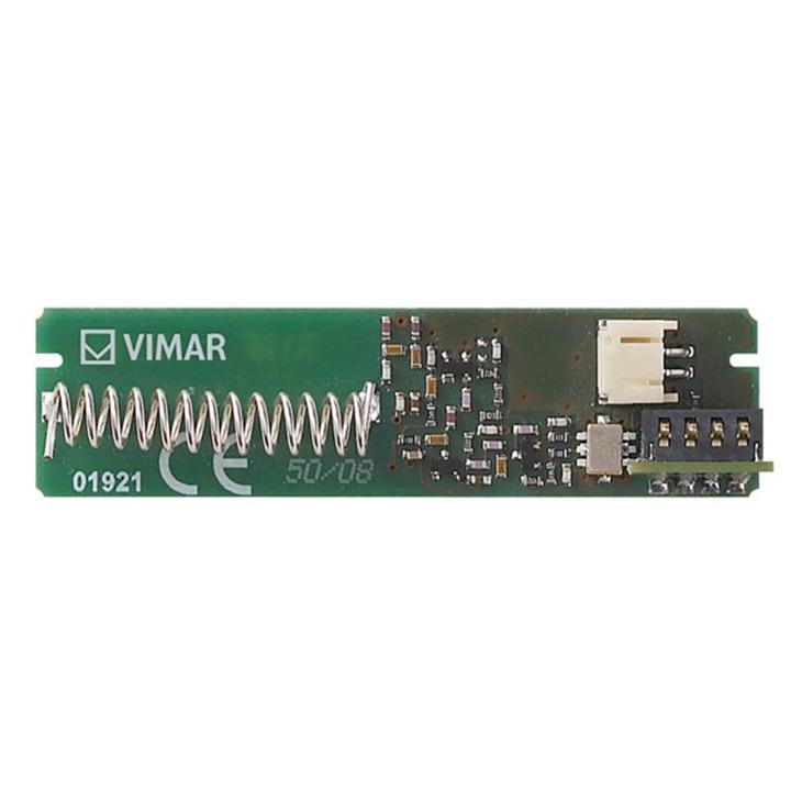 Modulo trasmettitore RF contatti a molla