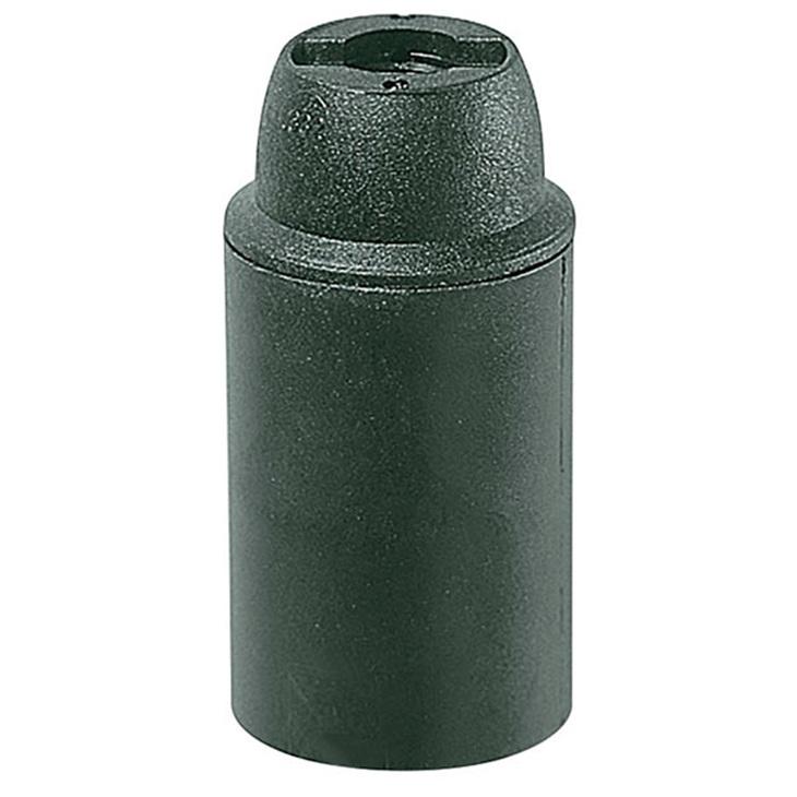 Portalmpd E14 cp/fil cm/lisc nero