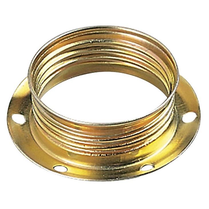 Anello fermaparalume metallo E14
